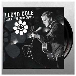 Lloyd Cole Live At Union Chapel 3 x Vinyl