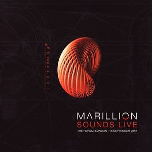 Marillion - Sounds Live - The Forum 16th Sept 2012 - 2 x CD