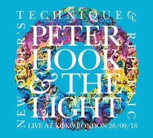 Peter Hook & The Light - New Order's Technique & Republic - 3CD