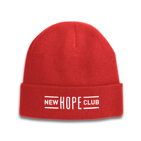 New Hope Club - A Christmas Show- Beanie