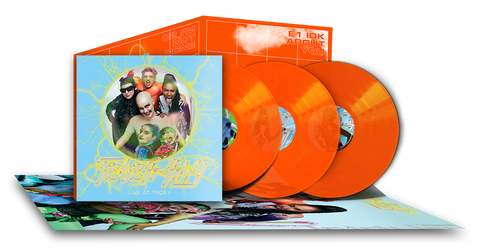 Fever Ray - Live At Troxy -Triple Coloured 180g Vinyl