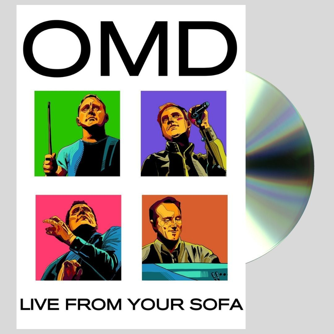 OMD - Live From Your Sofa  - DVD
