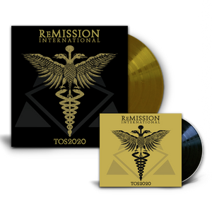 Remission International TOS2020 CD/Vinyl Bundle