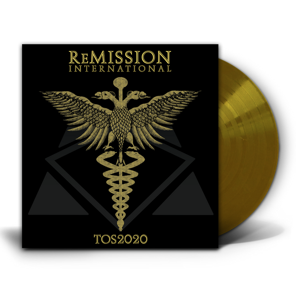 Remission International TOS2020 CD/T-shirt/Vinyl Bundle