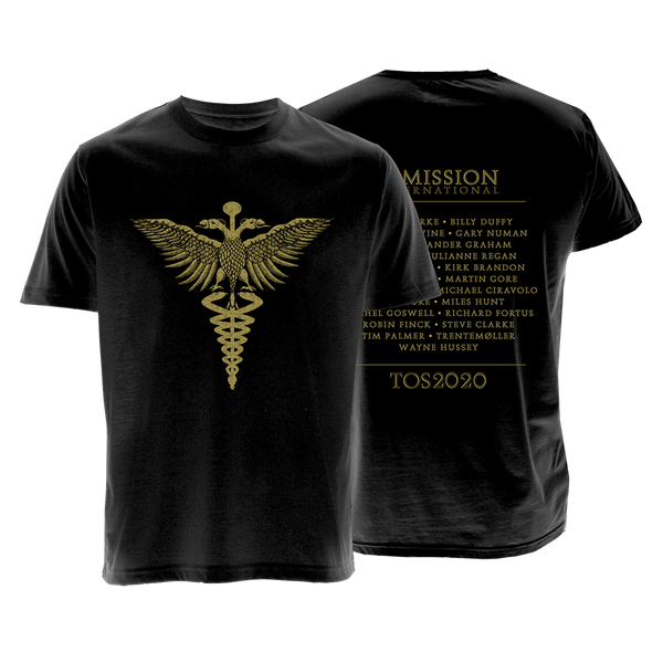 Remission International TOS2020 CD/T-shirt Bundle