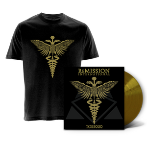 Remission International TOS2020 T-shirt/Vinyl Bundle