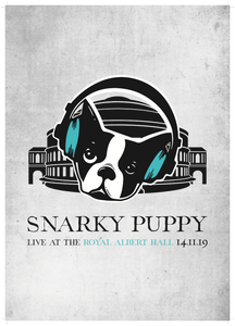 Snarky Puppy: Live At The Royal Albert Hall - A3 Art Print - Inc Free download!