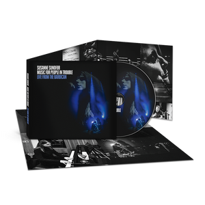Susanne Sundfør - Live From The Barbican - Deluxe CD