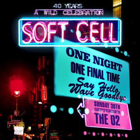 Soft Cell - Say Hello, Wave Goodbye: The O2 London Audio Digital Download