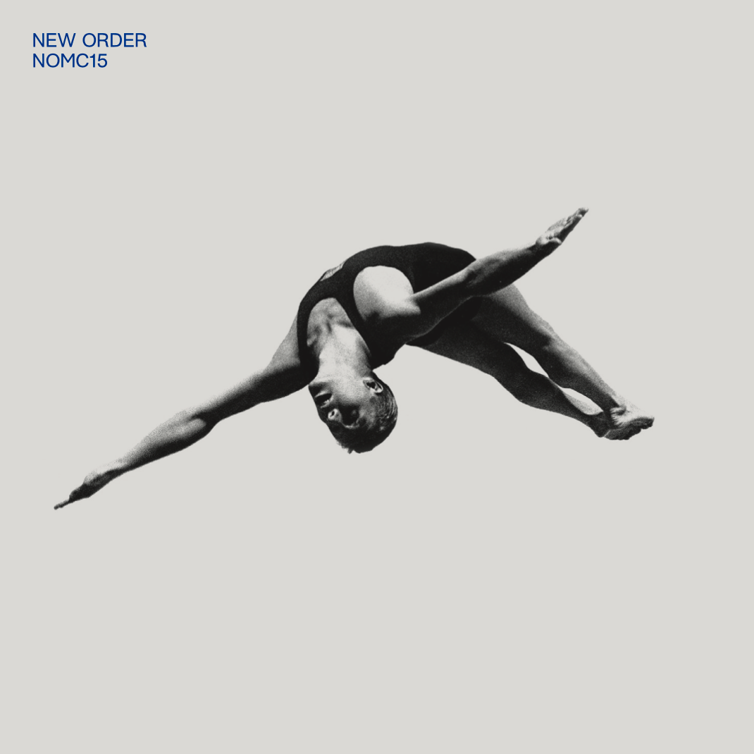 New Order - NOMC15 - 3LP Clear 180G Vinyl
