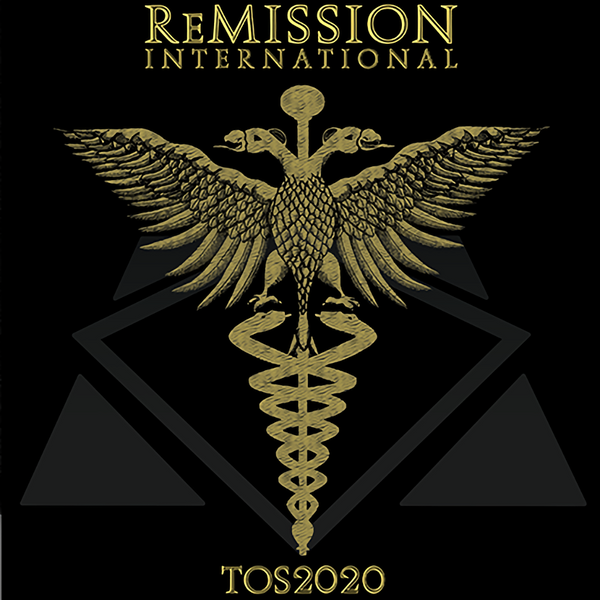 "ReMission International - TOS2020 12"" Coloured Heavy (180g) Vinyl (Inc 5 Track Digital EP)"