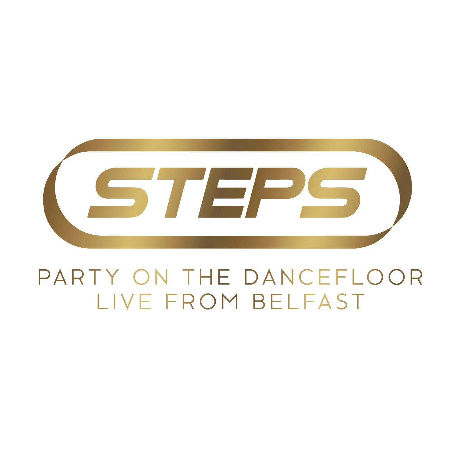 Steps - Party On The Dancefloor - Live From Belfast - 2CD Deluxe