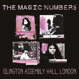 The Magic Numbers - Live At The Islington Assembly Hall - DOWNLOAD (MP3 or WAV)