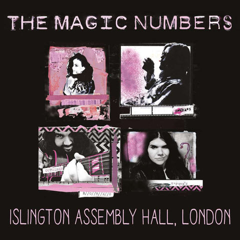 The Magic Numbers - Live At The Islington Assembly Hall 2018 2 x CD