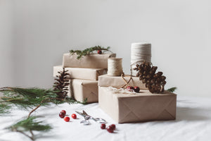 Waste-Free Holidays—Wrapped With Care
