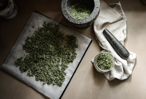 Make | Herb Infused Salt
