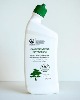 Eco-Friendly Bathroom Cleaners