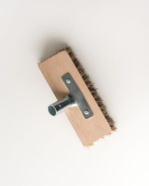 Large Scrub Brush with Handle Attachment