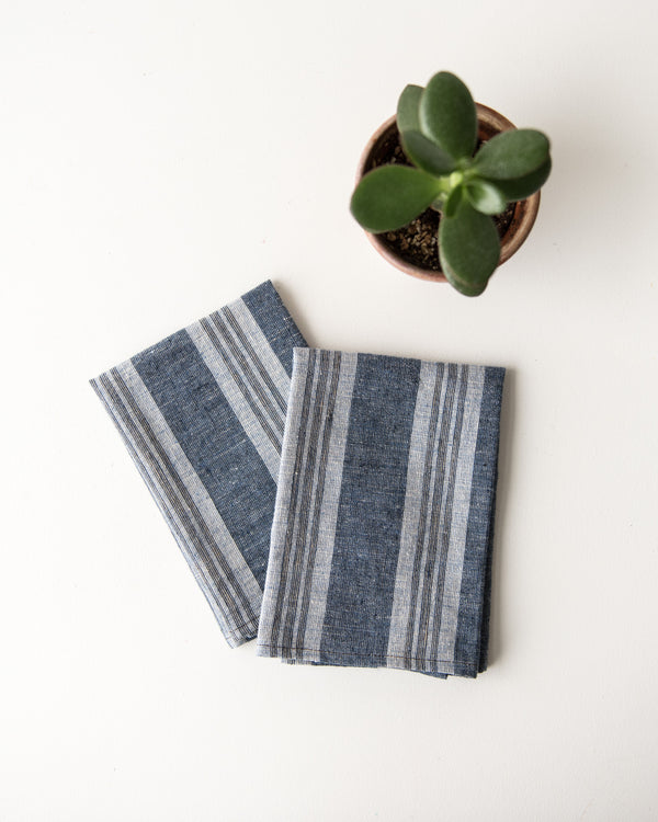 Willowfern—Organic Hemp+Linen Handkerchiefs
