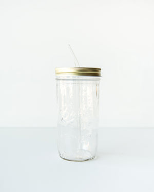Glass Reusable Straw