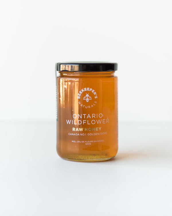 Raw Wildflower Honey (500g)