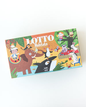 Lotto Habitat Game
