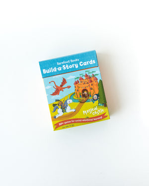 Build-a-Story Cards — Magical Castle