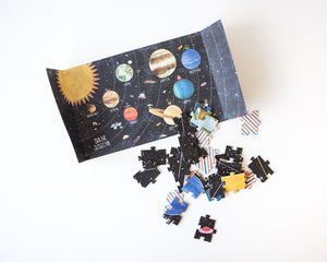 Discover the Planets Glow in the Dark Puzzle