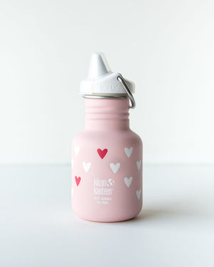 Klean Kanteen Kid Classic with Sippy Lid — Millennial Hearts