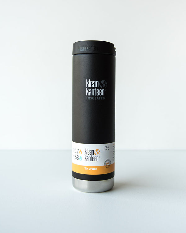 Klean Kanteen Insulated TKWide — 20oz