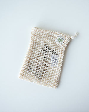 Mini Cotton Mesh Produce Bag