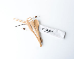 Sustain Cutlery Set