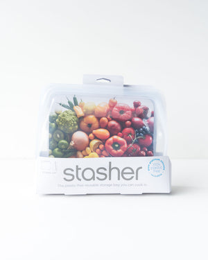 Stasher Clear Stand-Up