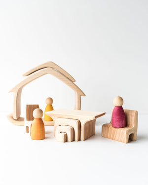 Loose Parts — Nins, 12 pcs