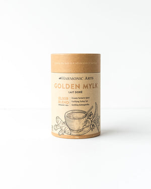Harmonic Arts Elixir Blend — Golden Mylk (150g)