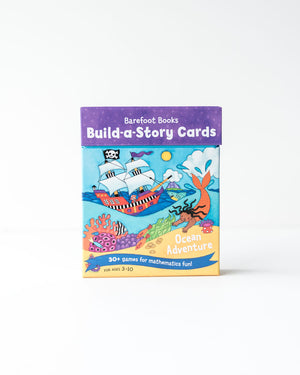 Build-a-Story Cards — Ocean Adventures