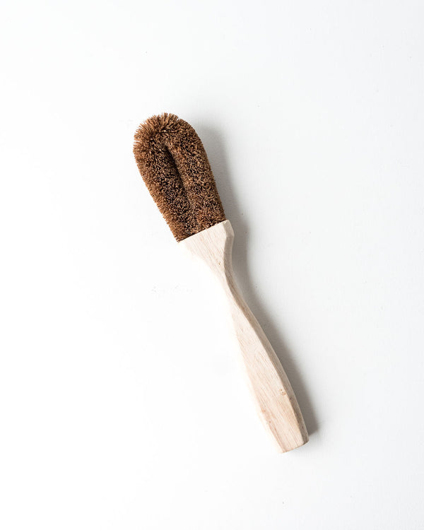 Coconut Bristle Kitchen Brush
