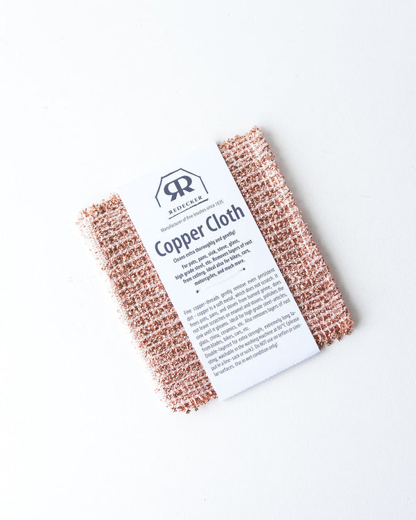 Redecker Copper Cloths