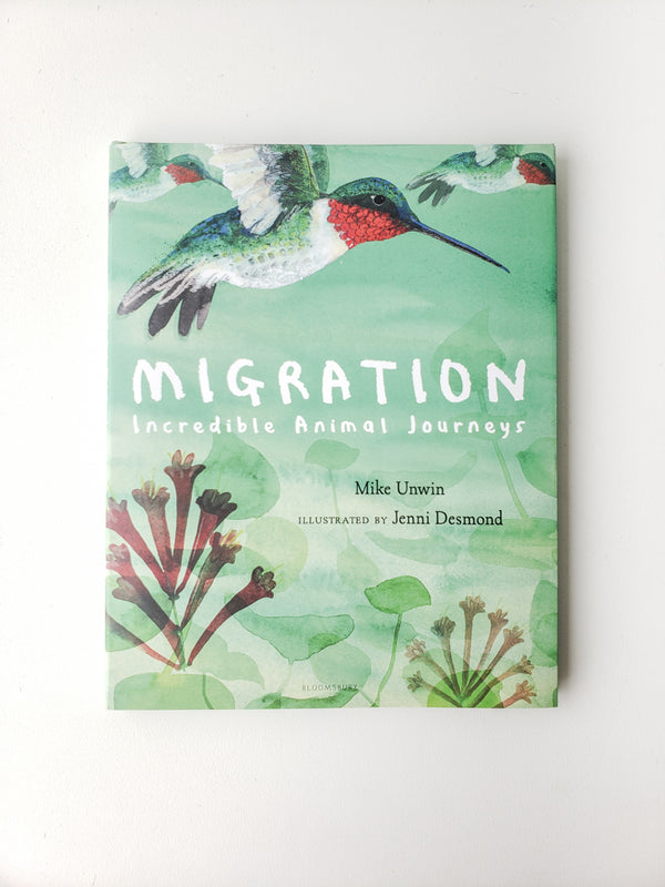 Migration — Incredible Animal Journeys