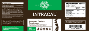 Intracal Advanced Calcium Magnesium Supplement
