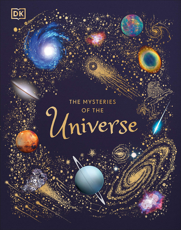 The Mysteries of The Universe — Will Gater