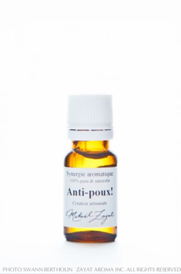 Anti-Lice - Zayat Aroma Essential Oil Tonic