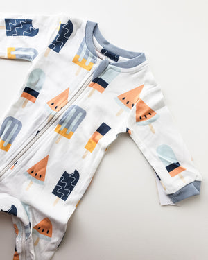 ZippyJamz Organic Pajamas — Anything is Popsicle