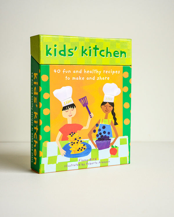 Kid's Kitchen Card Deck