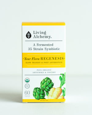 Living Alchemy—Probiotic: Your Flora REGENESIS