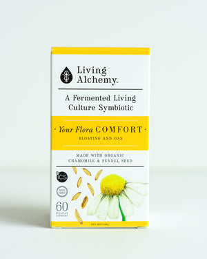 Living Alchemy—Probiotic: Your Flora Comfort