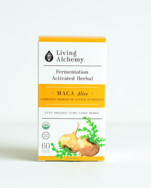 Living Alchemy—Maca Alive