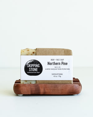 Skipping Stone Handcrafted Soap Bar