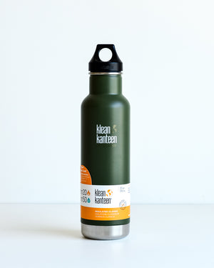 Klean Kanteen Insulated Classic 20oz — Fresh Pine