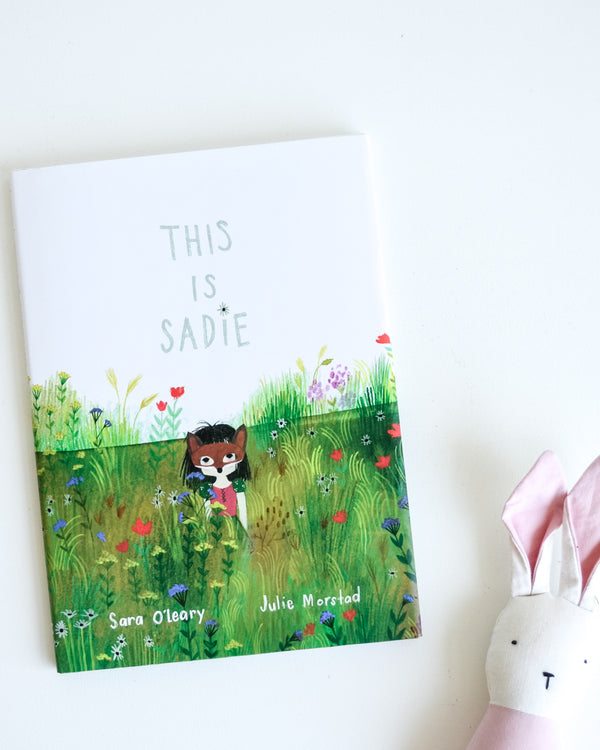 This is Sadie — Board Book